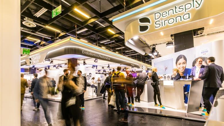 Dentsply Sirona nimmt nicht an IDS 2021 teil