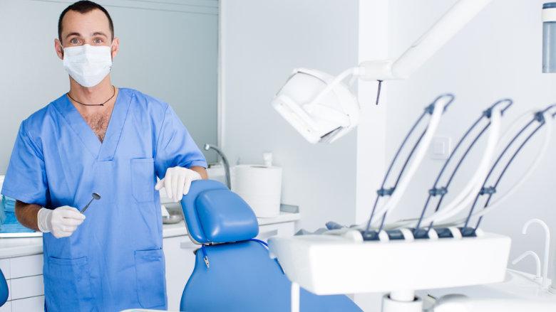 Zahnarzt zählt zu den gefährlichsten Jobs im Gesundheitswesen