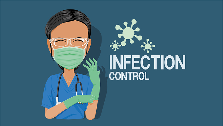 Infection control principles & practices for dental settings during and post COVID-19