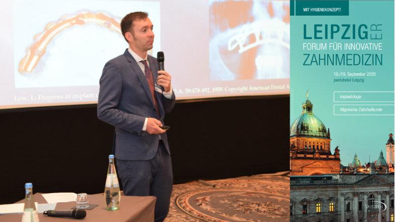 Top Referenten beim Leipziger Forum für Innovative Zahnmedizin