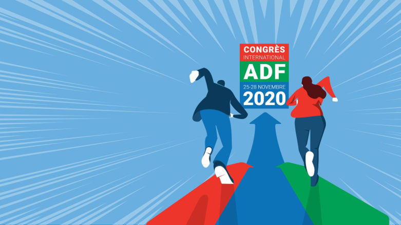 Le congrès de l'ADF 2020 aura bien lieu
