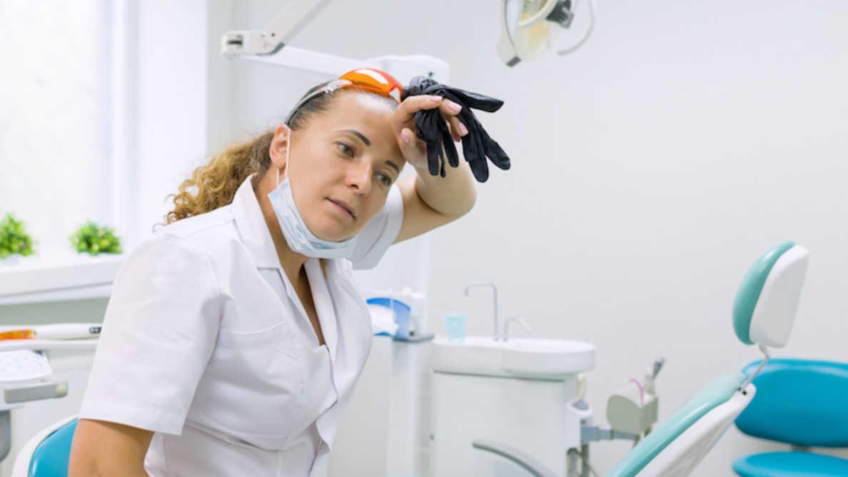 Anketa je pokazala strah pred tožbo, kot najpogostejši vzrok stresa in tesnobe pri zobozdravnikih