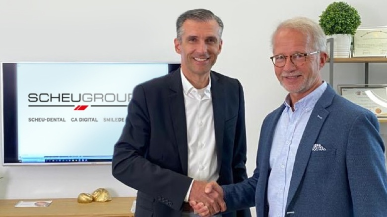 SCHEU GROUP: Markus Bappert succeeds Christian Scheu