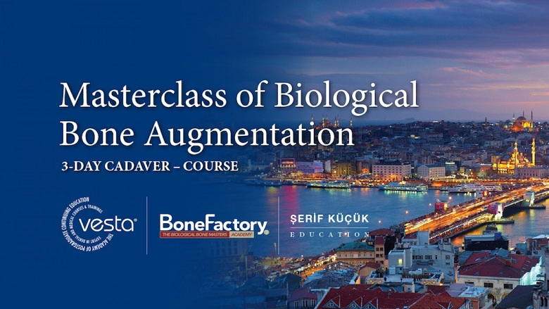 Kadavra Uygulamalı Eğitim: Masterclass of Biological Bone Augmentation