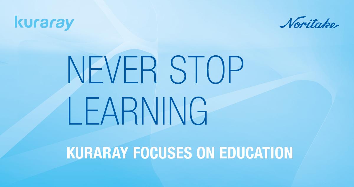 Never stop learning—Kuraray focuses on online education