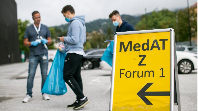 Erfolgreiche Aufnahmetests zum Medizinstudium in Österreich