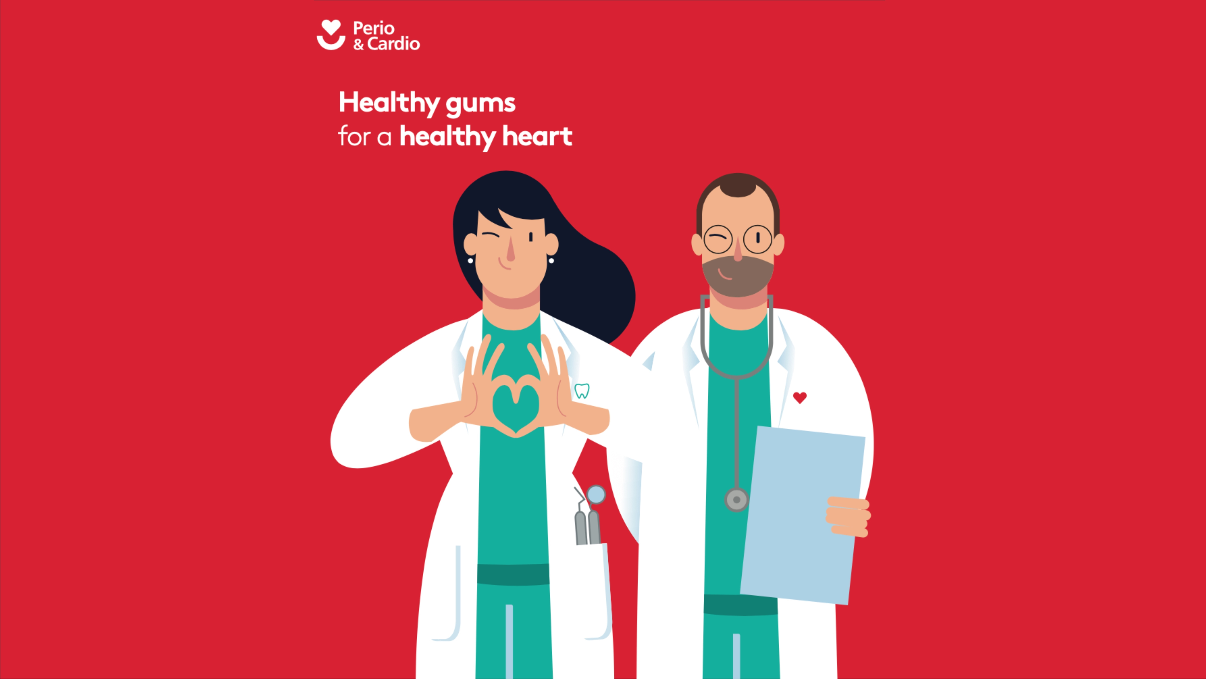 Campaign highlights links between periodontal and cardiovascular diseases