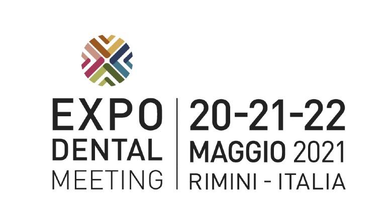 Expodental Meeting: appuntamento dal 20 al 22 maggio 2021 a Rimini