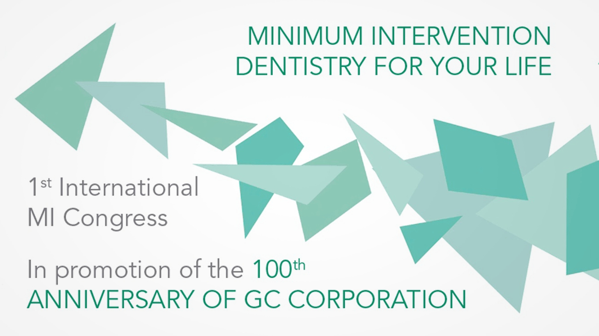 GC Germany presents five-day online symposium on molar incisor hypomineralisation