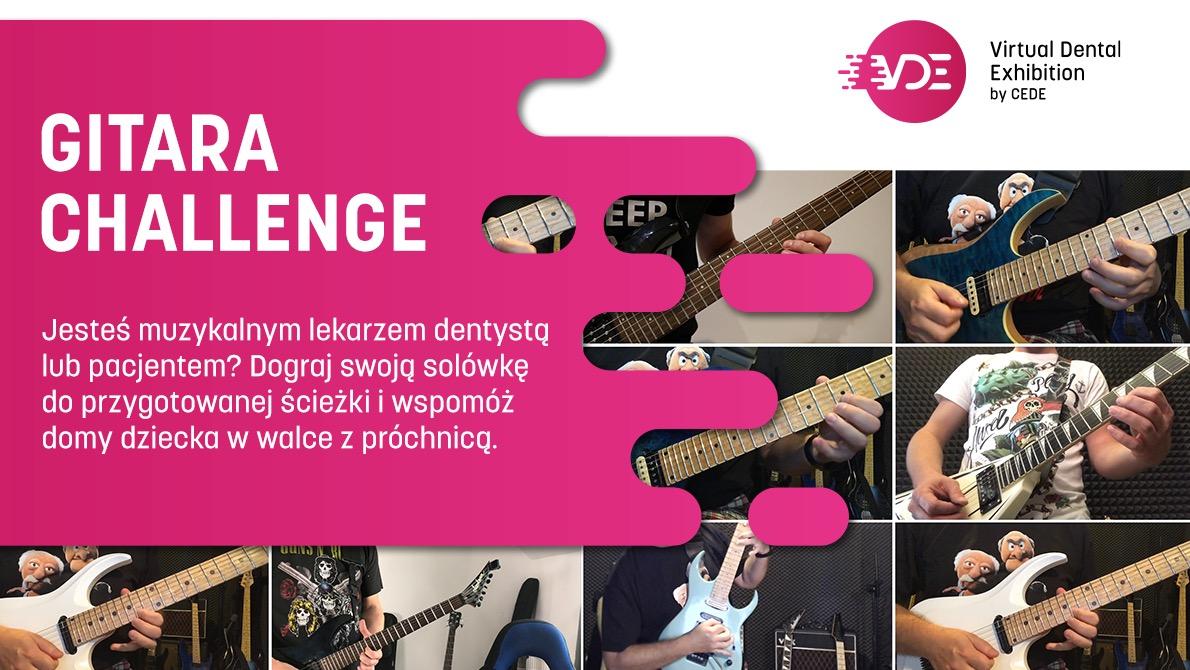 Gitara challenge, czyli VDE i Isthmus Project charytatywnie