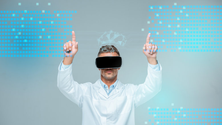 Neurofeedback: Schmerzreduktion dank Virtual Reality?