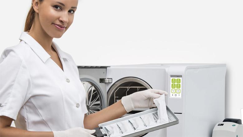 Základní principy při projektování prostoru pro čištění a sterilizaci