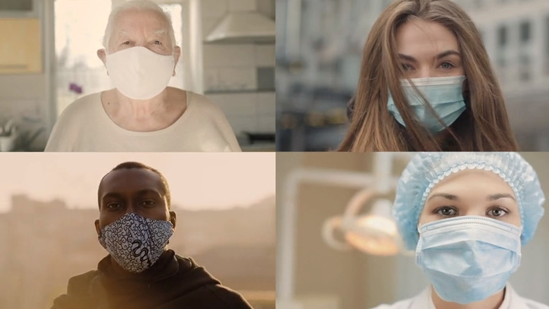 Henry Schein Cares Foundation launches 'Wearing Is Caring' campaign