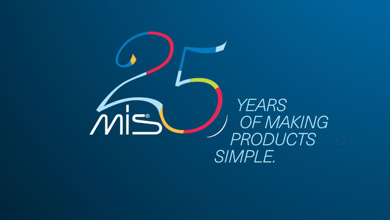 MIS celebrates 25 years of making it simple
