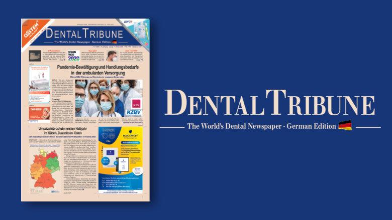 Die <em>Dental Tribune Deutschland</em> mit Fokus Implantologie ist online