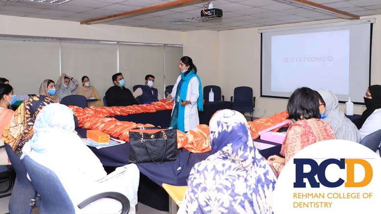 RCD holds IMM TOACS preparatory course