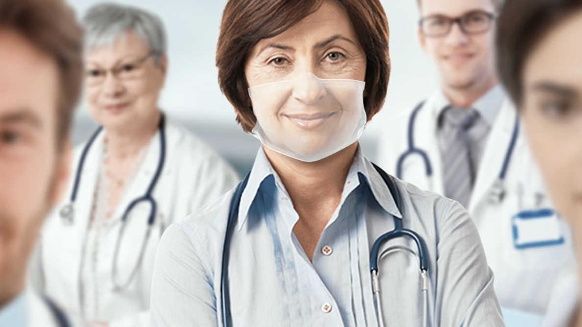 HelloMask: Prva prozorna kirurška maska gre v proizvodnjo