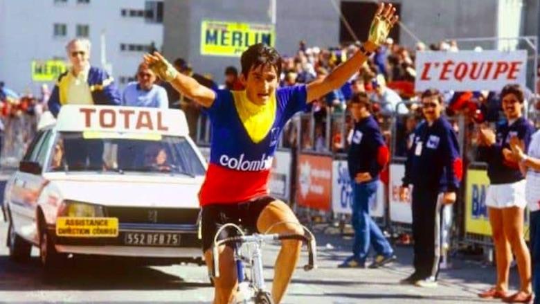 Ciclistas desdentados, deportistas descuidados