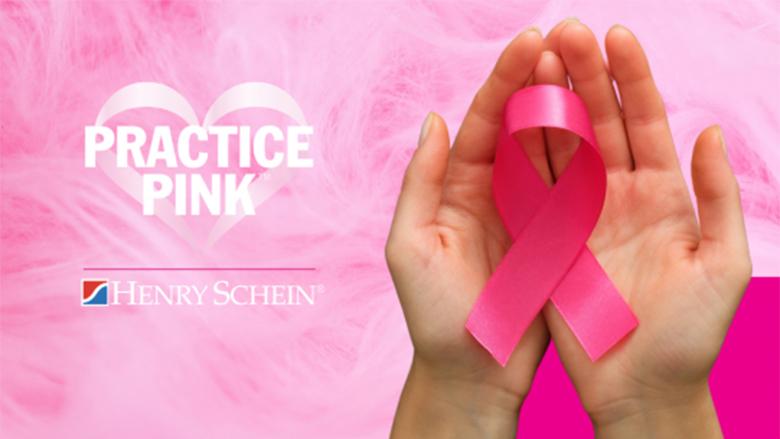 Practice Pink Programme společnosti Henry Schein podporuje Loonův boj proti rakovině
