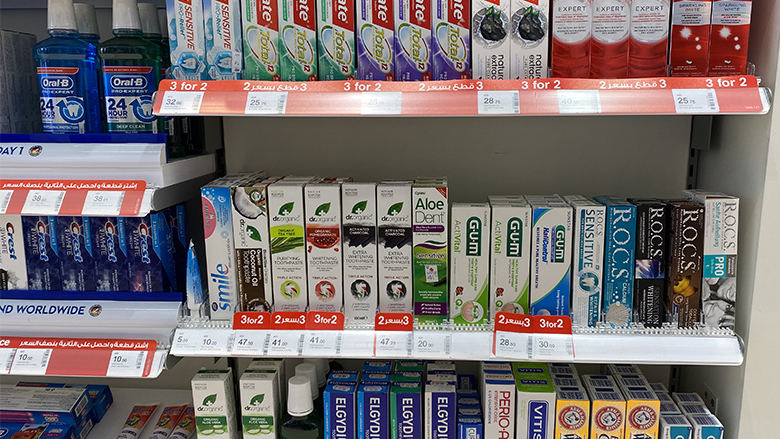Natural toothpaste R.O.C.S. is now available at Boots pharmacies in the UAE