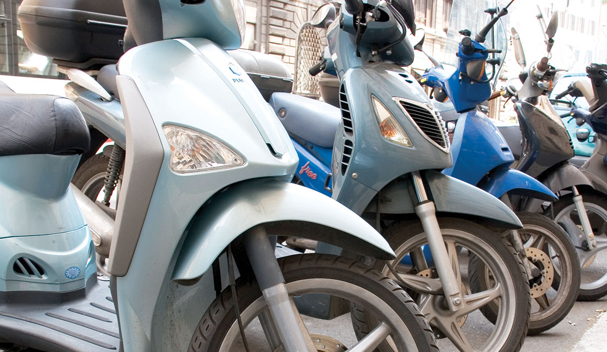 JOMS study: Motorized scooters result in more severe injuries than nonmotorized scooters