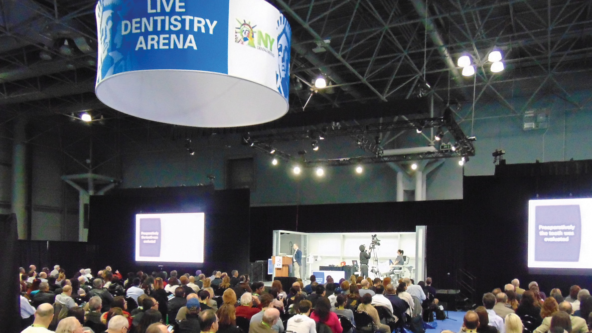 Greater New York Dental Meeting: Coming Nov. 27 to Dec. 2