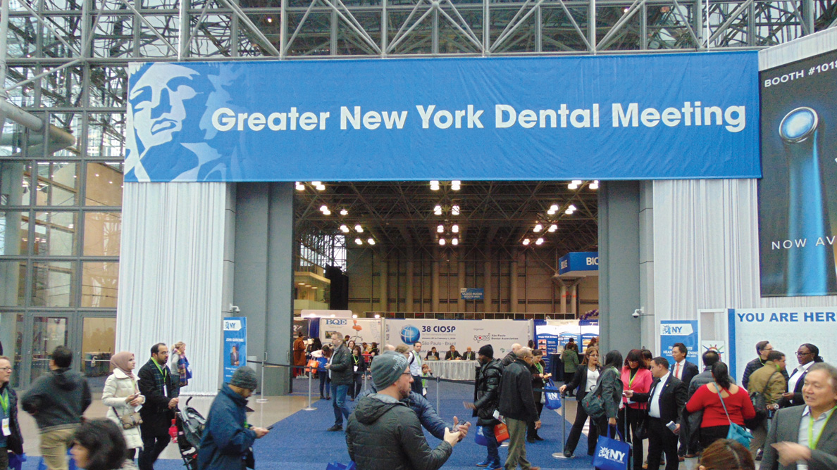 2020 Greater New York Dental Meeting: Celebrating dentistry