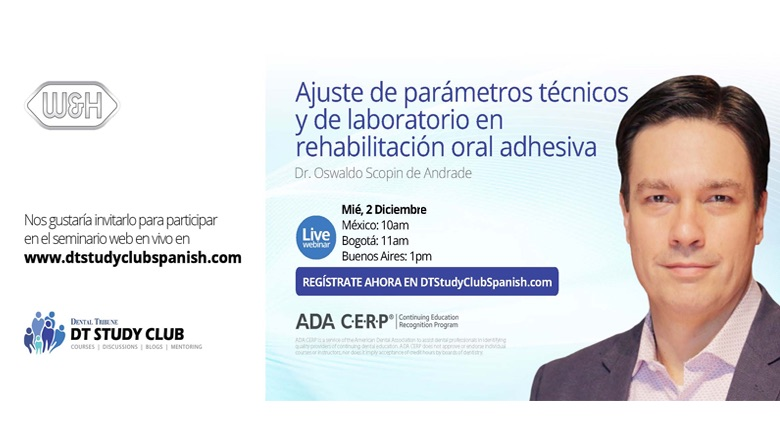 Ajuste de parámetros técnicos en rehabilitación oral adhesiva
