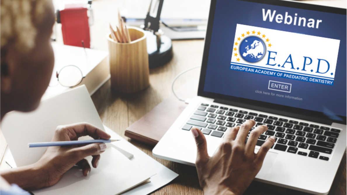 EAPD aborda a necessidade de educação on-line em Odontopediatria com Campus próprio