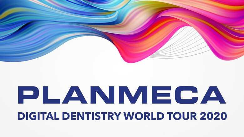 Planmeca Digital Dentistry World Tour 2020 torna-se virtual