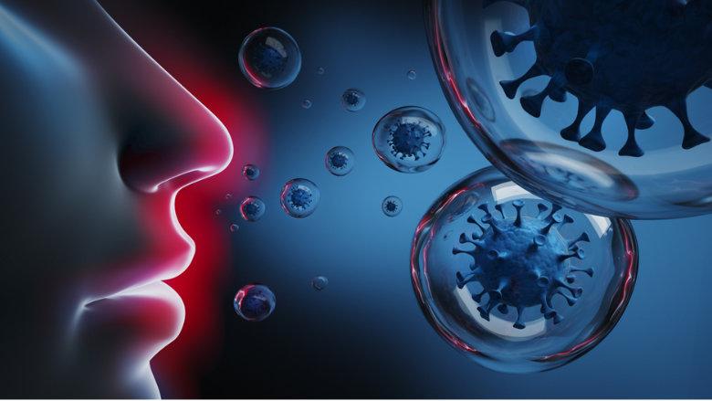Studienergebnisse zum Corona-Infektionsrisiko durch Aerosole