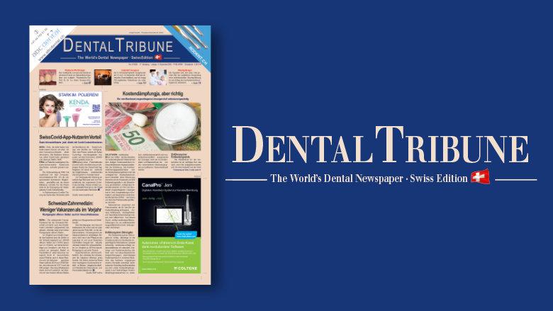 Die <em>Dental Tribune Schweiz 8/2020</em> ist online: lesenswert & aktuell