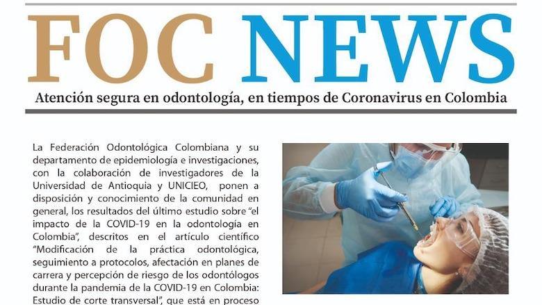 Atención segura en odontología en tiempo de coronavirus