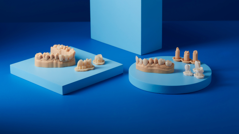 Georgio Haddad: How 3D printing has transformed dental care