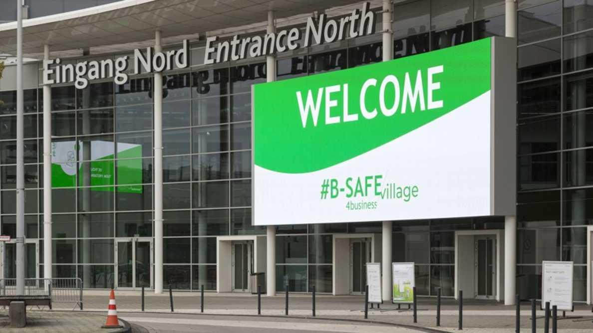 Изложбеният център Koelnmesse в Кьолн представи дългоочакваните мерки за безопасност за IDS 2021