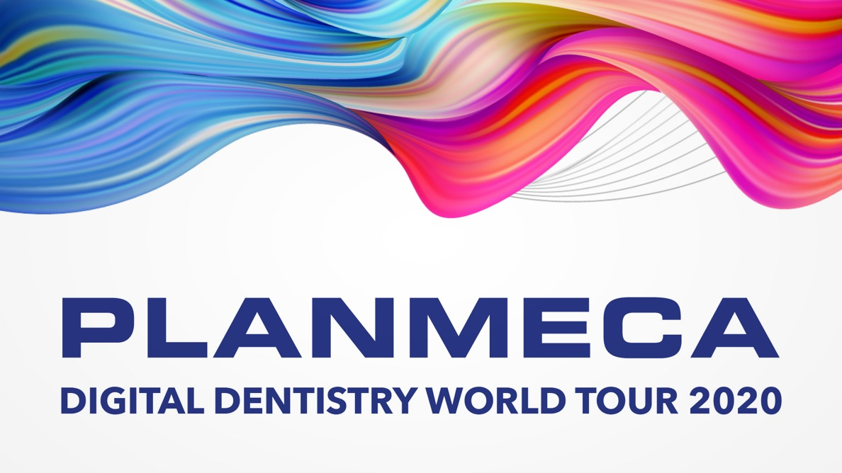 Planmeca Digital Dentistry World Tour 2020 goes virtual