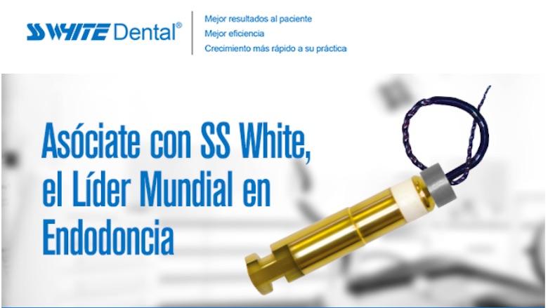 SS White busca distribuidores en Latinoamérica