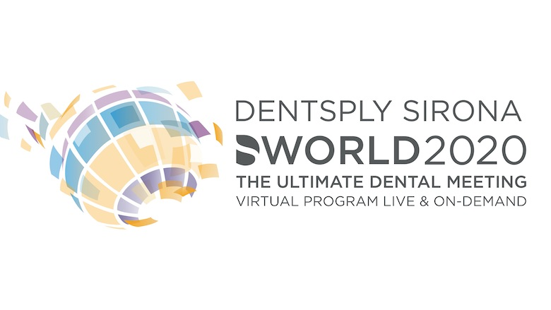 Dentsply Sirona World, un evento virtual de primera clase
