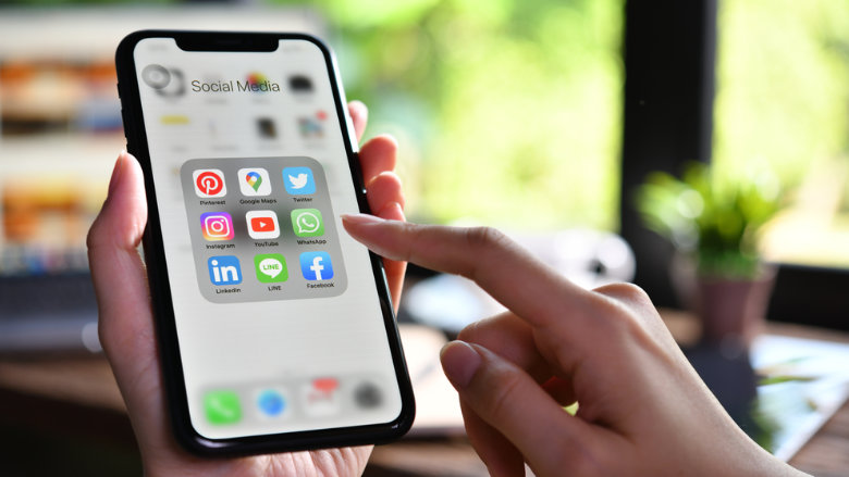 #Corona: Social-Media-Seiten als Hauptinformationskanäle