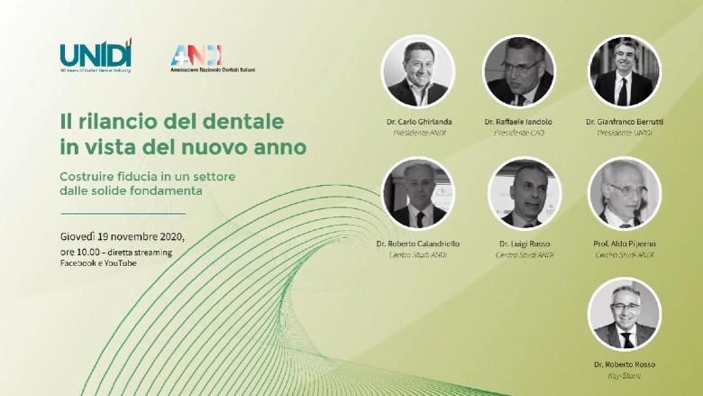 Il rilancio del dentale in vista del nuovo anno: Costruire fiducia in un settore con solide basi