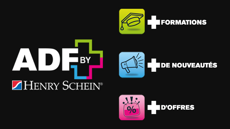 Vivez l'expérience ADF+ by Henry Schein