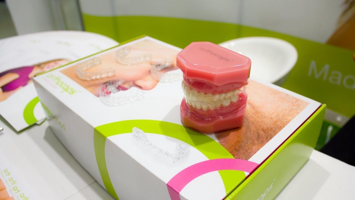¿Ortodoncia para llevar?