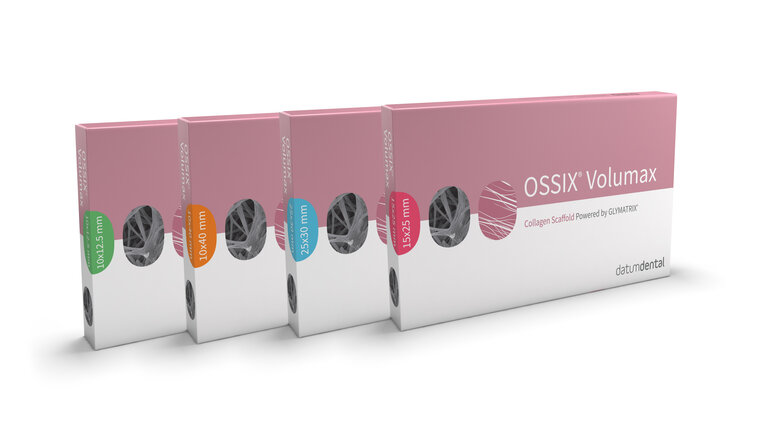 Win volume met Ossix® Volumax