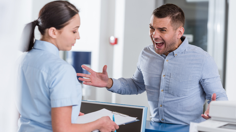 Study shows concerning levels of dental patient aggression