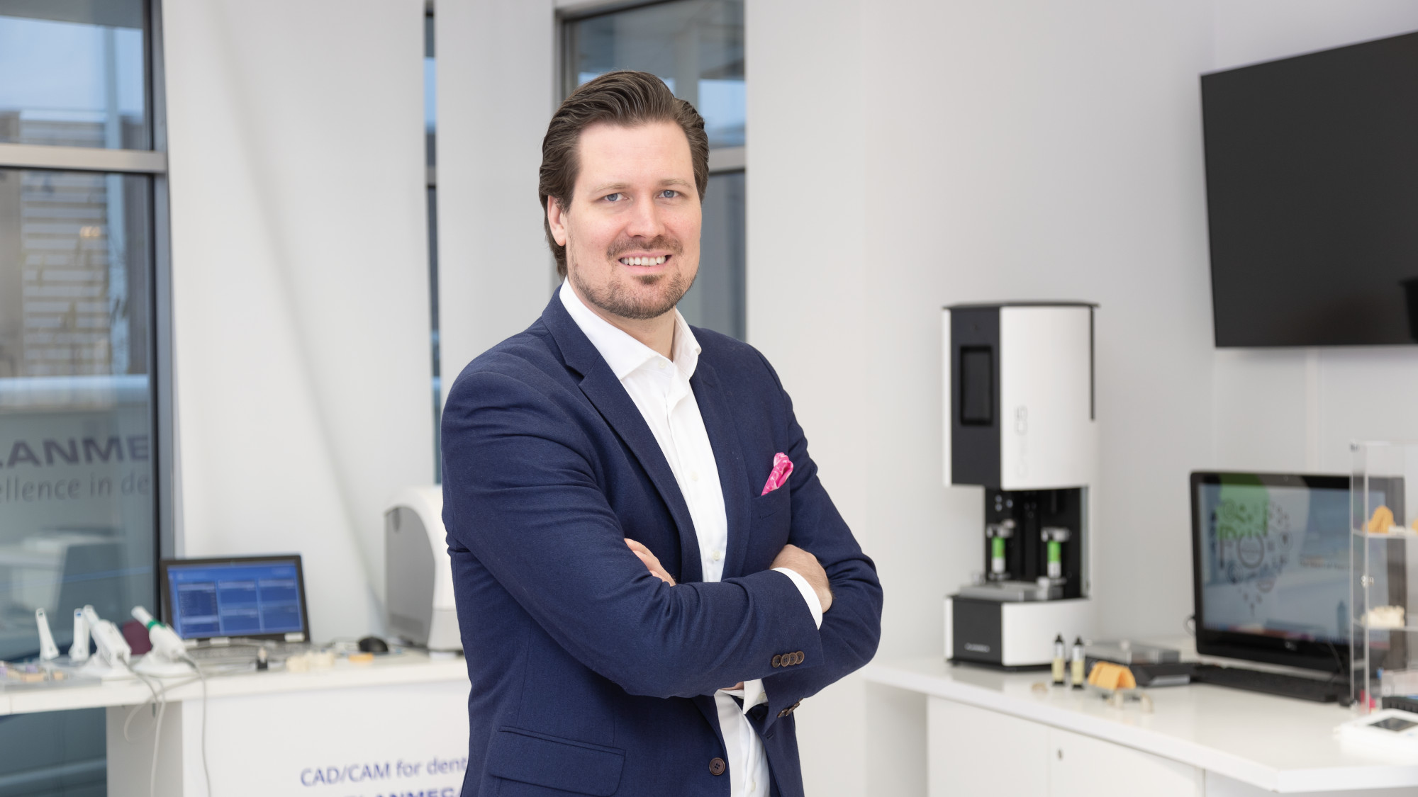 Interview: High-quality dental treatments with CAD/CAM technology
