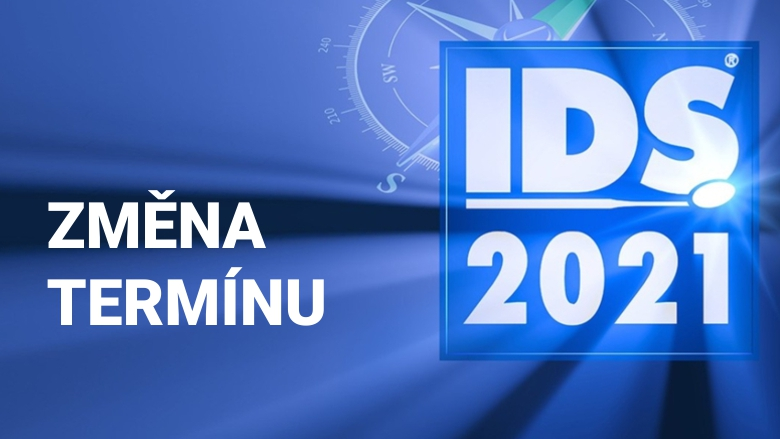 Veletrh IDS odložen na září 2021