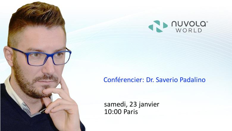 Live Webinar : Les gouttières dentaires transparentes Nuvola