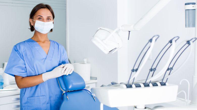 Lage covid-19-prevalentie onder tandartsen