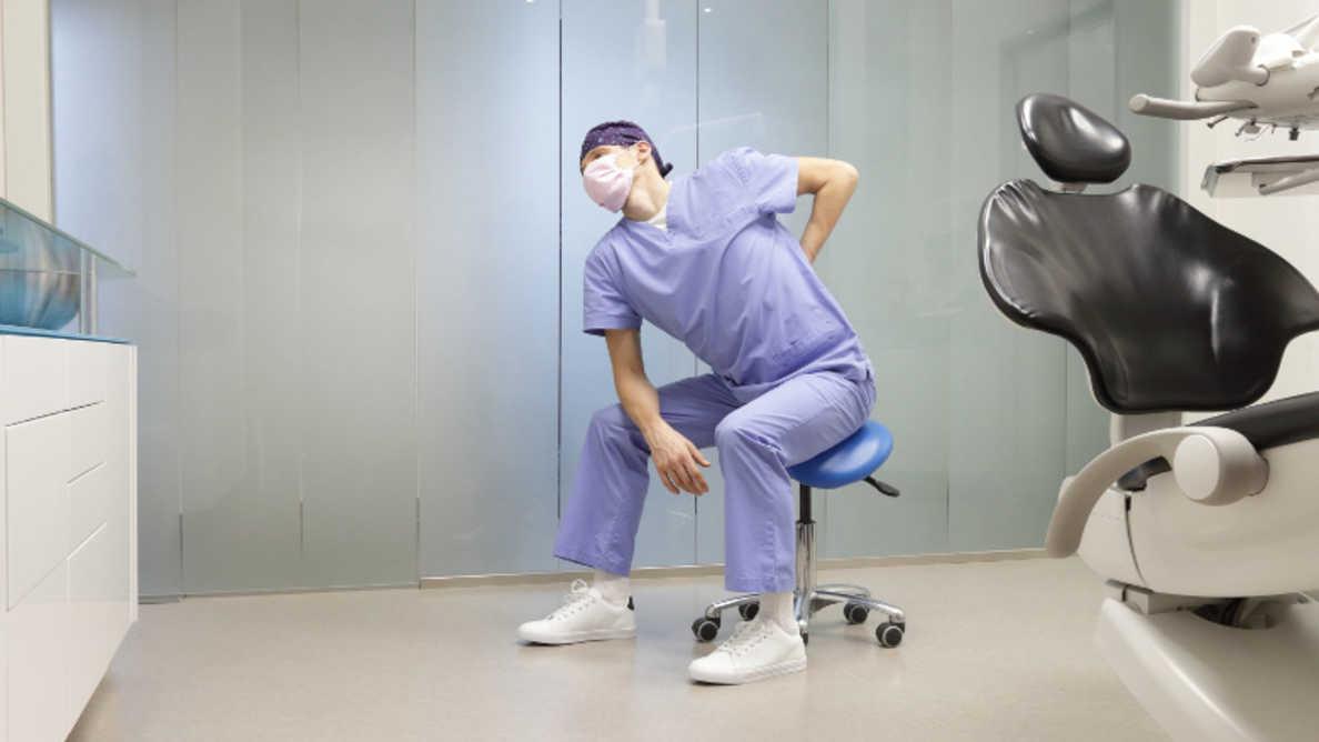 Пет стъпки за практикуване на дентална медицина без мускулно-скелетни болки