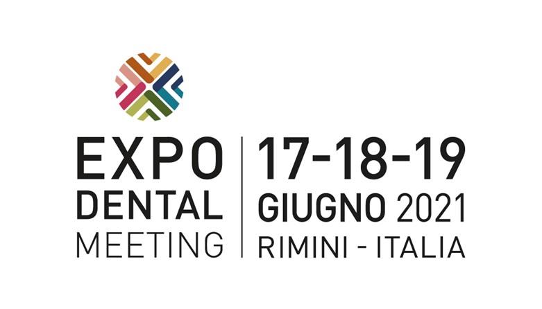 Expodental Meeting: appuntamento dal 17 al 19 giugno 2021 a Rimini